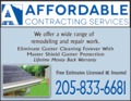 Affordable Contracting Service