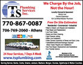 T & S Plumbing Services Inc