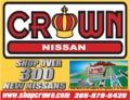 Crown Nissan