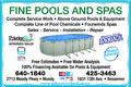 Fine Pools & Spas