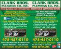 Clark Bros Plumbing Co Inc