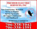 Premier Electric Service Inc