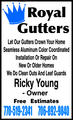 Royal Gutters