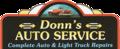 Donn's Auto Service Inc