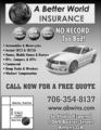 A Better World Insurance Agency